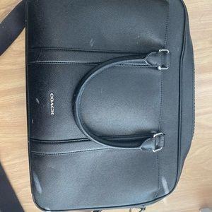 Coach men's business bag. Model: F59057